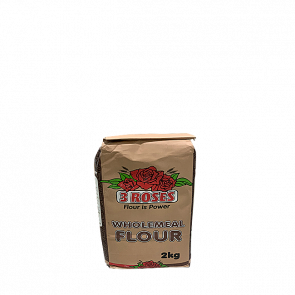 3 Roses Wholemeal Flour