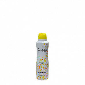 Confetti Pretty Deodorant Spray