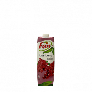 Fan Cranberry Fruit Drink