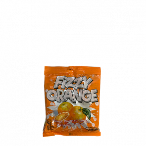 Fizzy Orange Candy