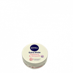Nivea Extra White Radiant & Smooth Cream