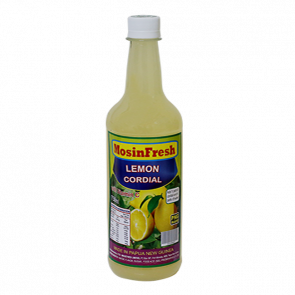 Mosin Fresh Lemon Cordial