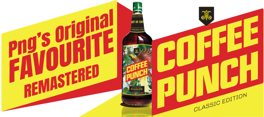 New Coffee Punch Gold